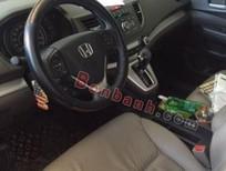 Bán ô tô Honda CR V 2.0AT đời 2013, màu trắng chính chủ