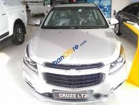 Cần bán xe Chevrolet Cruze 1.6 LT đời 2016, màu bạc