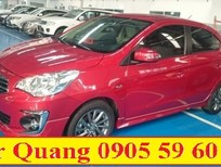Cần bán Mitsubishi Attrage  2017, nhập khẩu chính hãng, Lh QUang 0905596067