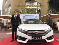 Honda Civic Turbo 2017 - bứt phá kiến tạo xu hướng