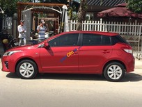 Cần bán Toyota Yaris E đời 2015, màu đỏ, xe nhập, giá chỉ 595 triệu
