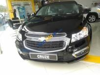 Cần bán xe Chevrolet Cruze LT đời 2016, màu đen giá cạnh tranh