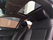 Bán xe Kia Cerato 1.6AT đời 2009, màu đen, xe nhập số tự động