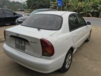 Cần bán lại xe Daewoo Lanos SX 2000, màu trắng