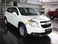 Cần bán xe Chevrolet Orlando LTZ sản xuất 2017, màu trắng