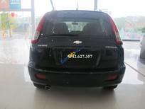 Bán Chevrolet Vivant 2.0L sản xuất năm 2008, màu đen chính chủ, giá 295tr