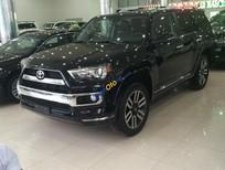 Bán ô tô Toyota 4 Runner Limited sản xuất năm 2015, màu đen, nhập khẩu nguyên chiếc