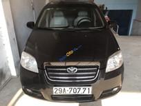 Bán Daewoo Gentra SX năm 2009, màu đen, xe tuyển