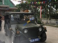 Bán gấp ô tô cũ Jeep A2 1990, màu xanh lam, nhập khẩu