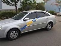 Cần bán xe Daewoo Lacetti năm sản xuất 2008, màu bạc như mới