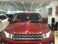 Bán xe LandRover Range Rover Evoque Dynamic đời 2014, màu đỏ, nhập khẩu số tự động