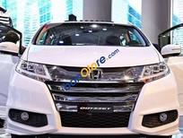 Cần bán Honda Odyssey 2.4 CVT 2016, màu trắng, xe nhập