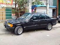 Cần bán lại xe Mercedes190 E đời 1990, màu đen, nhập khẩu nguyên chiếc