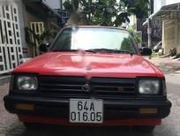 Bán ô tô Toyota Starlet 1.3MT đời 1984, màu đỏ