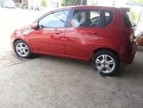Bán ô tô Daewoo GentraX sản xuất 2010, màu đỏ, xe nhập