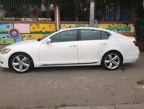 Cần bán gấp Lexus GS350 sản xuất năm 2008, màu trắng, nhập khẩu