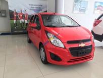 Chevrolet Spark LS 1.2L màu đỏ 5 chỗ, giá ưu đãi cực tốt - LH: 0945.307.489