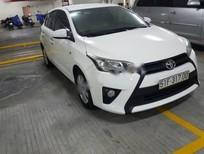 Bán Toyota Yaris E đời 2014, màu trắng, nhập khẩu nguyên chiếc, 610 triệu