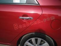 Cần bán gấp Kia Cerato MT năm 2009, màu đỏ, nhập khẩu, 450tr