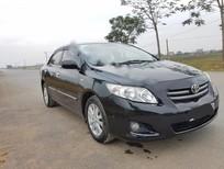 Cần bán gấp Toyota Corolla Xli đời 2007, màu đen, nhập khẩu chính hãng chính chủ