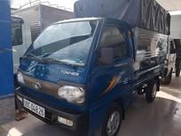 Cần bán xe Thaco TOWNER 750kg sản xuất 2015, màu xanh lam