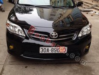 Chính chủ bán Toyota Altis 1.8 sản xuất 2013, đăng ký và sử dụng lần đầu cuối năm 2013