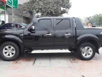 Bán Ford Ranger XLT 4x4MT sản xuất 2010, màu đen, xe nhập, giá tốt