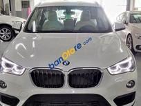 Bán xe BMW X1 sDrive 18i 2016, màu trắng