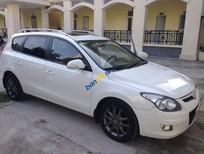 Bán Hyundai i30 CW sản xuất năm 2011, màu trắng, xe nhập số tự động, giá 535tr
