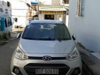 Bán ô tô Hyundai i10 MT sản xuất năm 2015, màu bạc, nhập khẩu