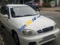Bán xe Daewoo Lanos MT năm sản xuất 2005, màu trắng