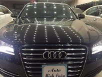 Bán Audi A8 4.2 TFSI đời 2011, màu đen, nhập khẩu nguyên chiếc