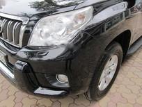 Bán Toyota Prado TXL đời 2010, màu đen, xe nhập