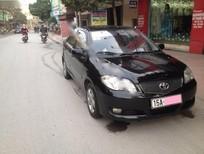 Cần bán Toyota Vios 1.5G đời 2006, màu đen