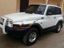 Cần bán xe Ssangyong Korando TX5 đời 2004, màu trắng, xe nhập giá cạnh tranh