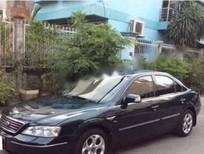 Cần bán lại xe Ford Mondeo 2.5 V6 sản xuất 2003, màu xanh lục
