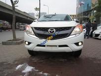 Bán Mazda BT 50 năm 2015, màu trắng, nhập khẩu