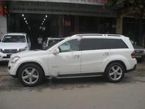 Chiến Hòa Auto bán xe Mercedes Benz GL 450 4matic model 2009, nhập khẩu, màu trắng