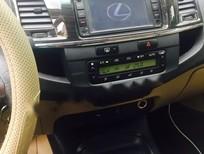 Cần bán xe Toyota Fortuner Sportivo 2014, màu trắng số tự động