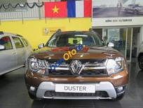 Bán ô tô Renault Duster năm sản xuất 2017, màu nâu