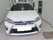 Cần bán lại xe Toyota Yaris E đời 2015, màu trắng, nhập khẩu Thái mới chạy 3000km