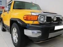 Bán xe Toyota Fj cruiser 4.0L AT đời 2007, màu vàng, nhập khẩu, xe địa hình cực khỏe khoắn, giá tốt
