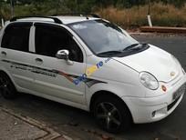 Bán Daewoo Matiz sản xuất 2007, màu trắng, giá 145tr