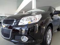 Cần bán Chevrolet Aveo 1.2l LTZ sản xuất năm 2017, màu đen