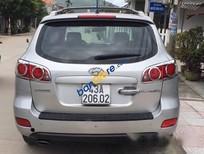 Cần bán gấp Hyundai Santa Fe MLX AT năm 2006, màu bạc