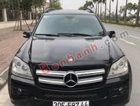 Cần bán lại xe Mercedes GL450 năm 2007, màu đen, xe nhập còn mới