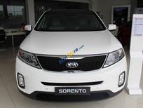 Cần bán xe Kia Sorento năm sản xuất 2016, màu trắng, giá chỉ 921 triệu