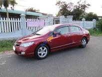 Bán Honda Civic sản xuất năm 2006, màu đỏ