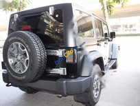 Bán ô tô Jeep Wrangler Rubicon sản xuất năm 2015, màu đen, nhập khẩu nguyên chiếc