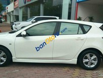 Bán ô tô Mazda 3 sản xuất 2009, màu trắng giá cạnh tranh